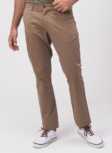 Altınyıldız Classics Kanvas Slim Fit Chino Pantolon 4A0119200003 Bej
